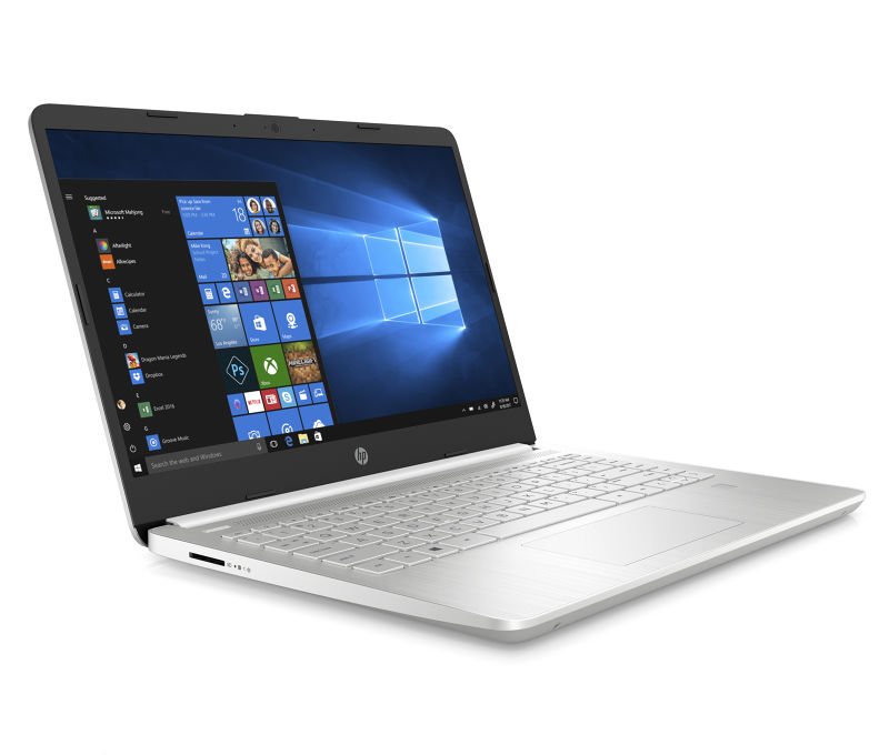 "NOTEBOOK HP I5 14-DQ1019LA 3.6/8G/256SSD+160P/W10H/14""HD"